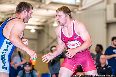 85 - Stanghill def Carlson - Greco Finals - 2017 University Nationals
