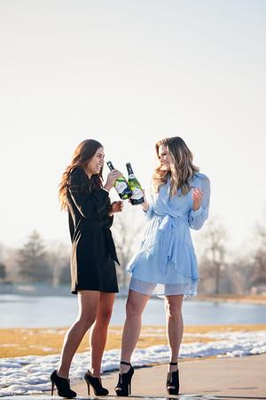 Kendall + Hannah Graduation