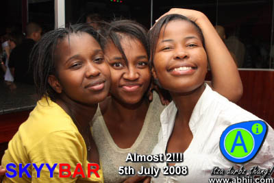 SkyyBar - 5th July 2008