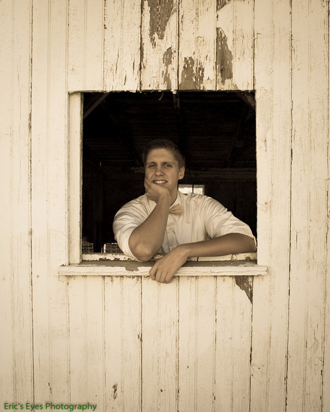 Caleb S Senior Session