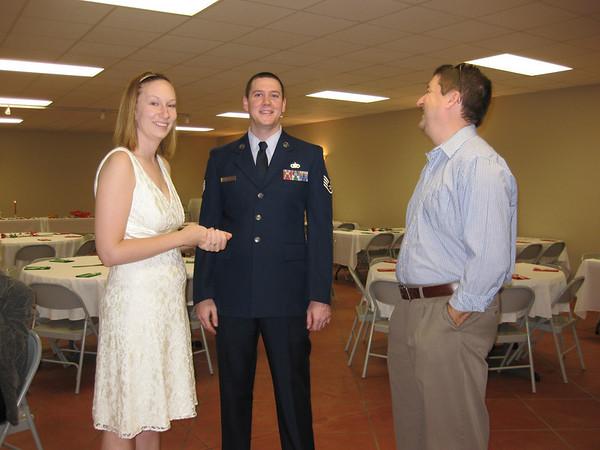 2008-12 - Brad and Megan Reception