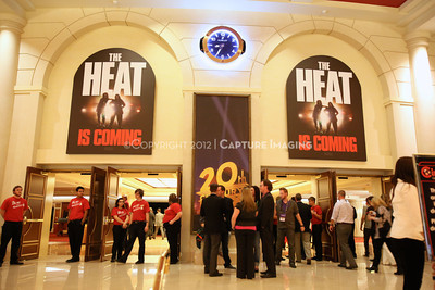 Fox Screening The Heat