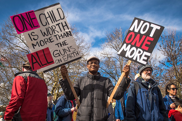March for Our Lives, March 2018