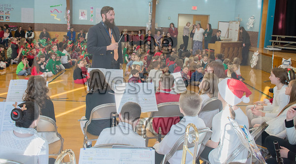Holiday Concert Dec. 13, 2016