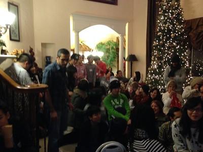 Christmas Party/ELI Ceremony 2013