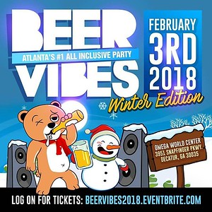 BEER VIBES 2018 WINTER EDITION