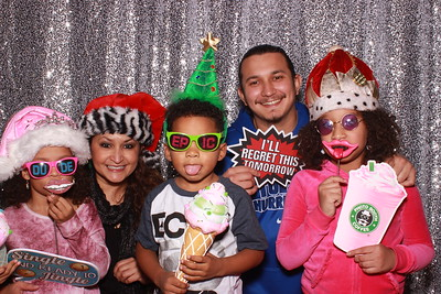 UHS Holiday Party 2018 pics