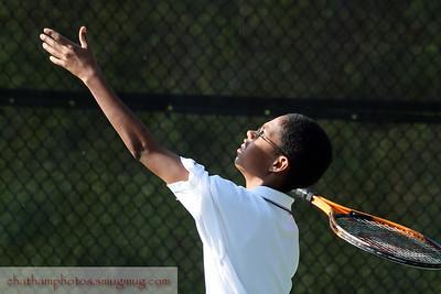 080429 - JV Tennis v ORMA