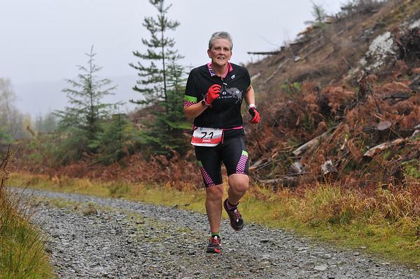 Coed y Brenin Trail Duathlon - Sprint Run at 2.5kM