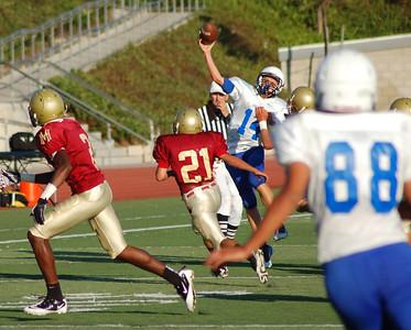 Freshmen vs Broncos