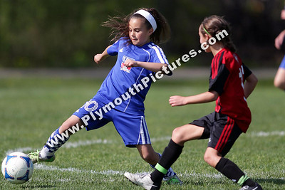 Girls U10 - TROY SC PHOENIX 04