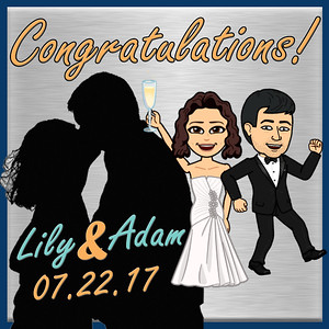 Lily and Adam's Wedding