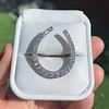 1.60ctw Horseshoe Conversion Ring 0
