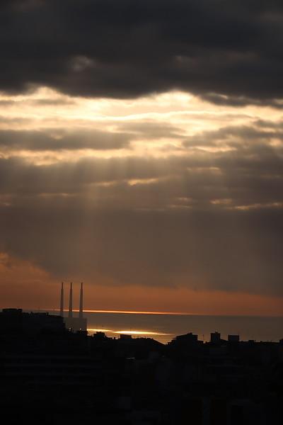 Barcelona Silhouette (3).JPG