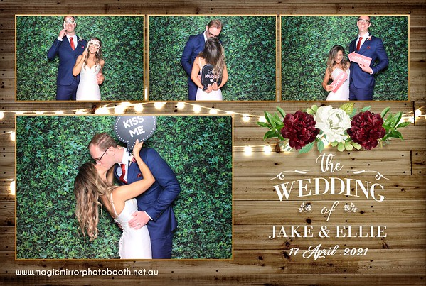 Jake and Ellie's Wedding - Bendooley Estate, Berrima