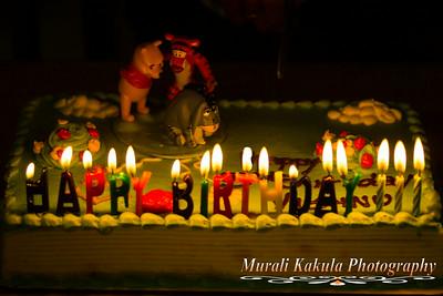 Chinnu 3rd Birthday