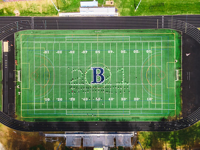 BHS Class of 2021 Aerial