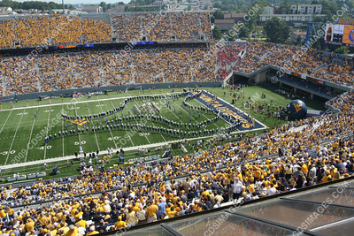 WVU vs Liberty - September 5, 2009 - Pregame