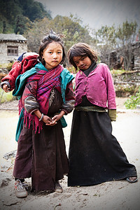 Nepal - Faces of Manaslu