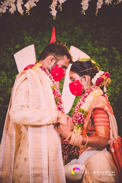 Sriveditha+SaiRaja-Wedding