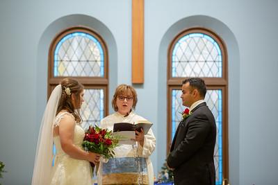 Emma & Luis Wedding shoot