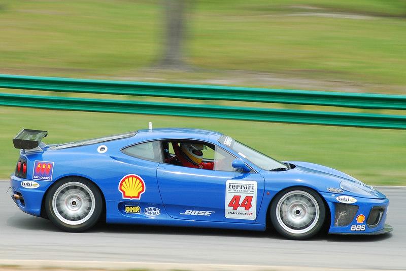 Ferrari Challenge 360