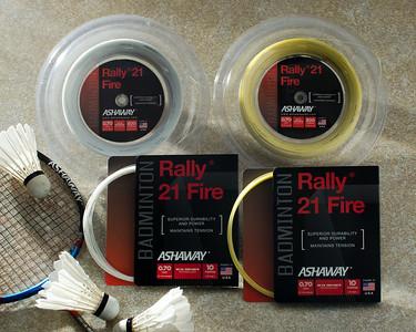 Ashaway Badminton  sets & reels