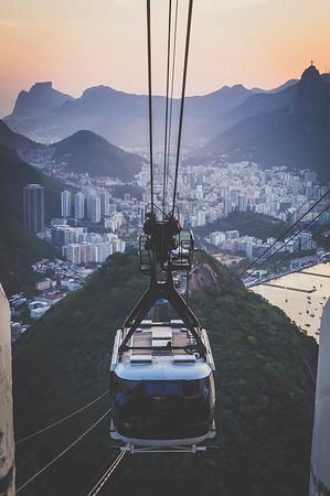 3 Weeks in Brazil - Rio & Sao Paulo