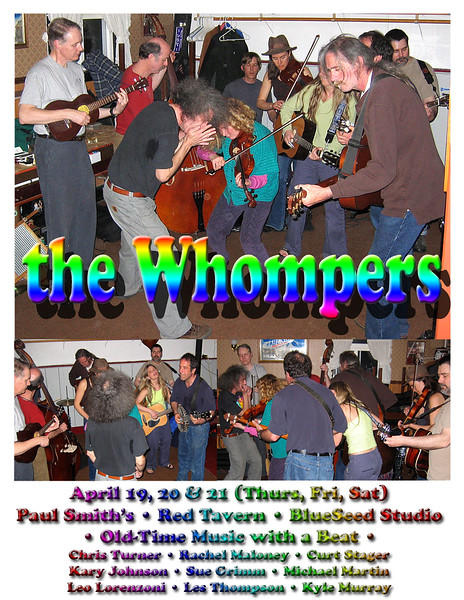Michael w/the Whompers
