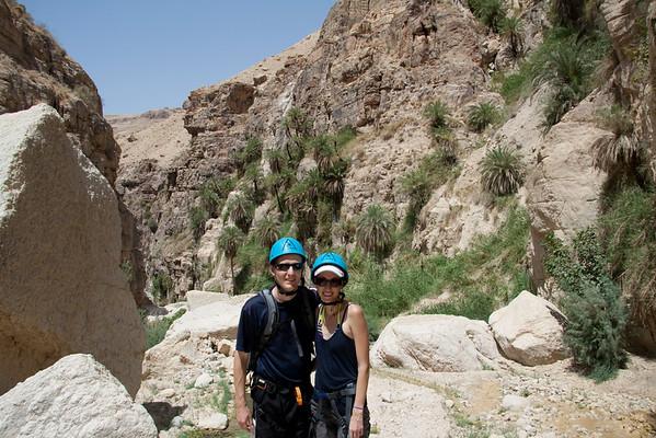 Wadi Kerak Hike - August 2010