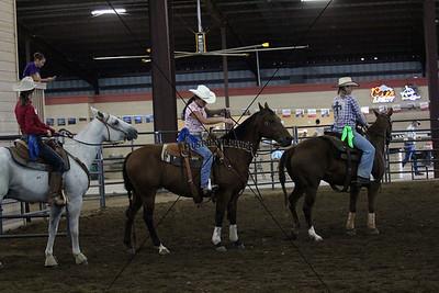 All Girl Rodeo Barrel Race