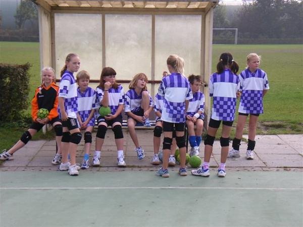 20051010 Dames D-Jeugd 1 Kampioen