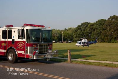 05-28-2012, LZ, Monroe Twp. Gloucester County, Radix Rd.