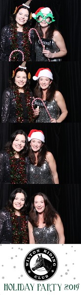 Wilton Riding Club Holiday Party!