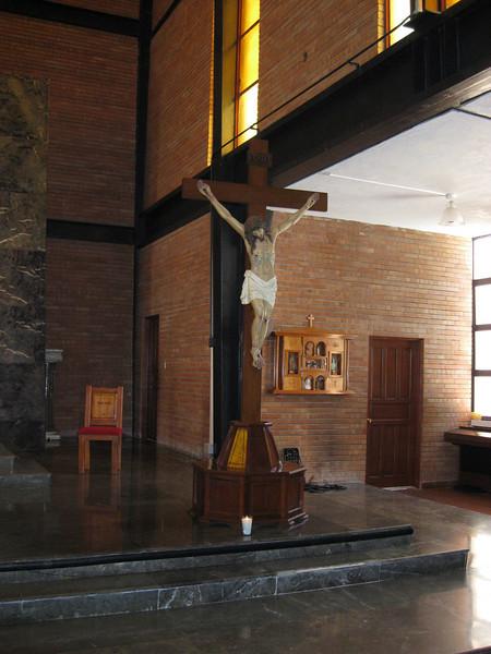 The Church in Hidalgo