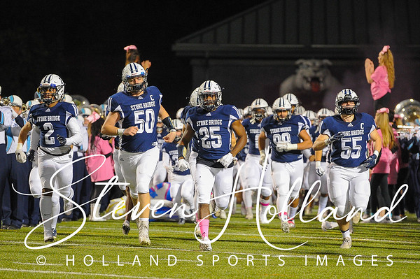 Football Varsity - Stone Bridge vs Tuscarora 10.19.2018 (by Steven Holland)
