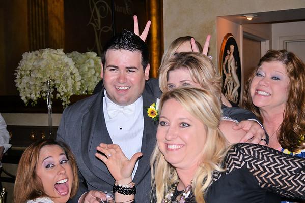 Lil' Kev and Sarah's wedding 2014