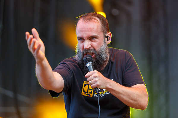 Clutch at the Impact Festival 2019