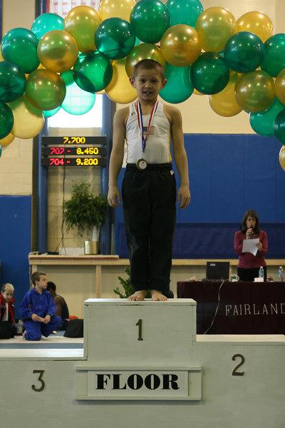 Maryland State Gymnastics Championship - Session 2 (Level 6,7) - Awards Ceremony