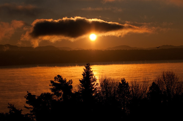 Sunrise - December 2009