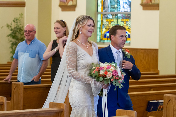 Krista and Rusty Get Married