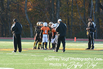 11-09-2013 Montgomery Village Sports Associations Chiefs vs Park Side Warriors JR. PeeWee Playoff, Photos by Jeffrey Vogt Photography