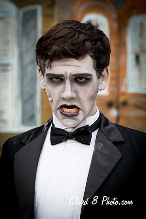 Addams Family Act 1