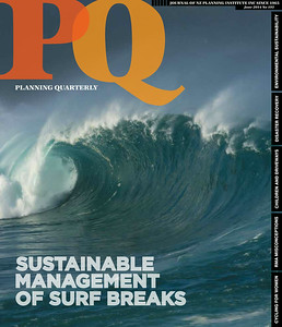 Sustainable management of surf breaks