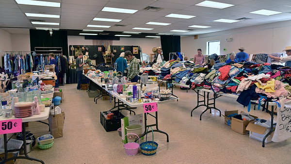 Community Rummage Sale 2017