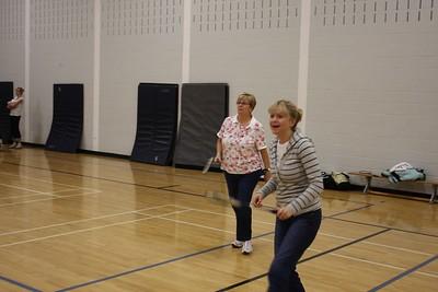 Family gym night Dec. 22, 2010