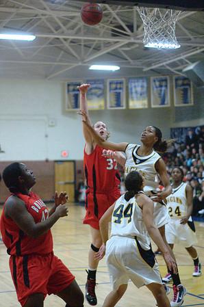2009/12/17 BHS Girls Basketball - Butler @ East Meck