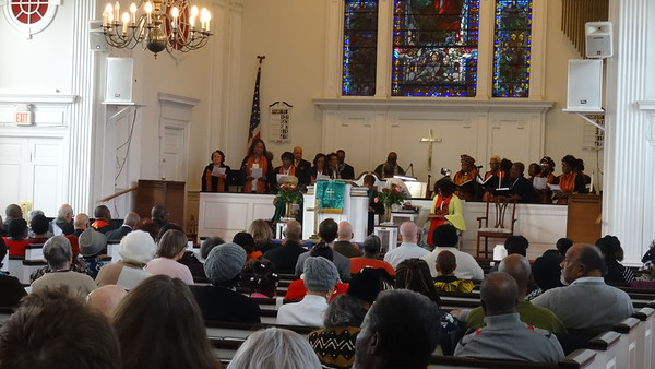 African American Presbyterian Heritage Celebration 2019