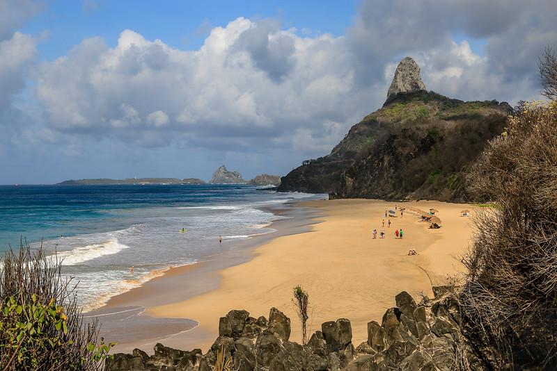 Cacimba Beach, Fernando de Noronha, Pernambuco - Brasil