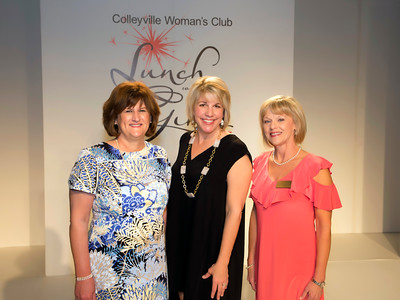 Colleyviile Woman's Club Fashion Show 2018